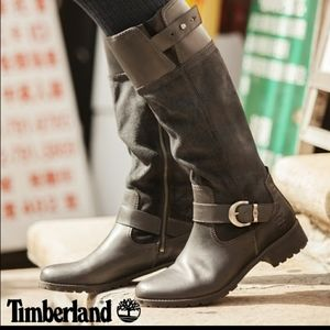 Timberland Boots Bethel leather boots.